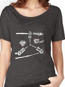 The TIME FLUX CAPACITOR!! Women's Relaxed Fit T-Shirt