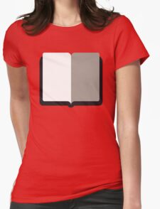 Book Womens Fitted T-Shirt