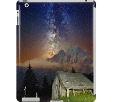 Take me to the place i love iPad Case/Skin