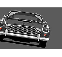 Aston Martin DB5 Photographic Print