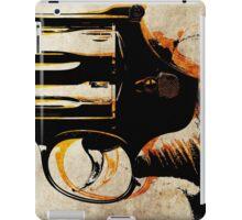Revolver Trigger iPad Case/Skin