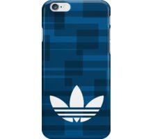 Adidas Blue unique Pattern iPhone Case ,Casing 4 4s 5 5s 5c 6 6plus Case - Adidas Blue unique Pattern Samsung case s3 s4 s5 iPhone Case/Skin
