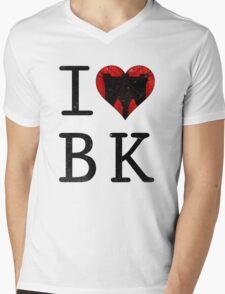 I Love Brooklyn BK, NY Mens V-Neck T-Shirt