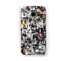 Elvis presley collage Samsung Galaxy Case/Skin
