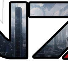 Mass Effect N7 Citadel Sticker