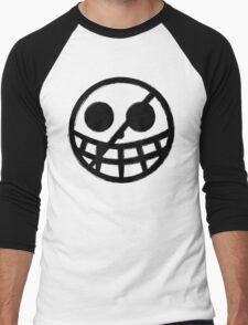 Doflamingo Jolly Roger Men's Baseball ¾ T-Shirt