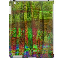 Luminous Landscape Abstract Design iPad Case/Skin