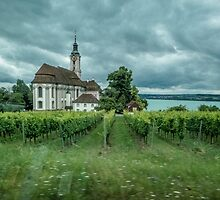 Driving along Bodensee in Germany by 29Breizh33