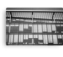 Office Windows Canvas Print