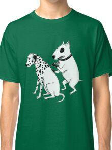 Pittbul tattooing Dalmatian Classic T-Shirt