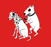 Pittbul tattooing Dalmatian T-Shirt