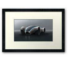 Vehicle Concept_02 Framed Print