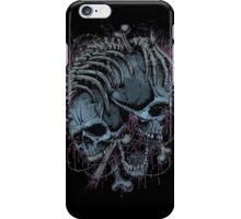 Skulls and bones iPhone Case/Skin