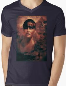 Furiosa Mens V-Neck T-Shirt
