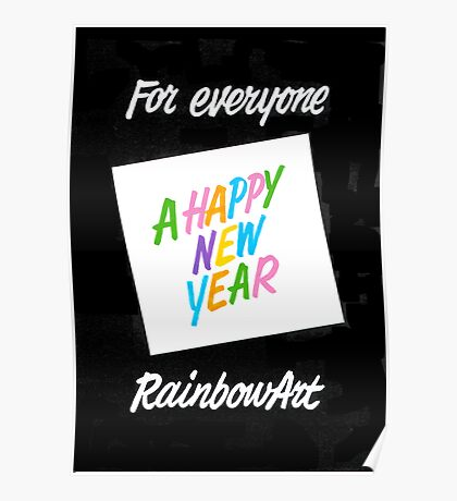 FOR EVERYONE A HAPPY NEW YEAR Poster