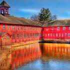 collinsville axe factory  by Bill Manocchio