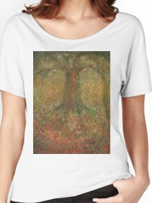 Invisible Tree Women's Relaxed Fit T-Shirt