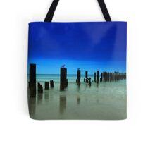 Naples blues Tote Bag