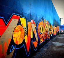 Graffiti by David123