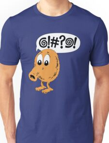 Retro Video Game Qbert T-Shirt Unisex T-Shirt