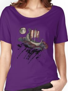 Lunar Viking Voyage Women's Relaxed Fit T-Shirt