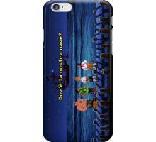 Dov'è la nostra nave? (Monkey Island 1) iPhone Case/Skin
