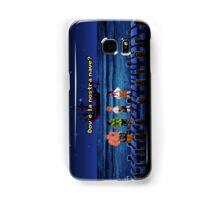 Dov'è la nostra nave? (Monkey Island 1) Samsung Galaxy Case/Skin