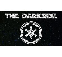 The Darkside imperial (used) Photographic Print