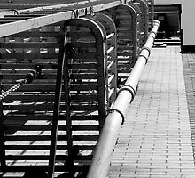 fire escape by tego53