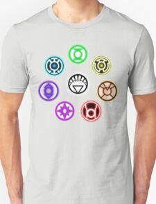 Emotional Spectrum Unisex T-Shirt