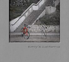 Emily's California I by Kevin Bergen