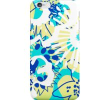Joys Of Spring Floral Pattern Version 1 (see description) iPhone Case/Skin