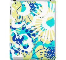 Joys Of Spring Floral Pattern Version 1 (see description) iPad Case/Skin