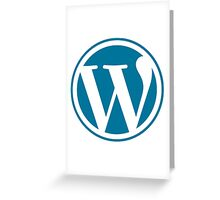Wordpress Greeting Card