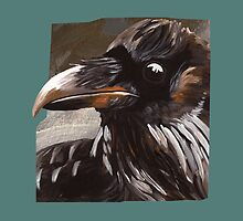 Raven: Twa Corbies by ImogenSmid