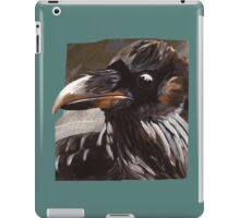 Quoth the Raven Nevermore iPad Case/Skin