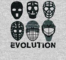 Hockey Goalie Mask Evolution. Unisex T-Shirt
