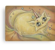 Kitty Mew Canvas Print