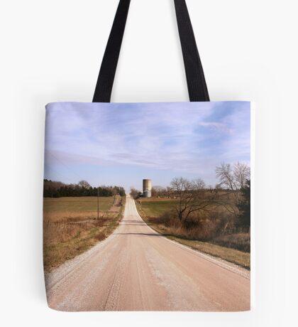 A Look Ahead Tote Bag