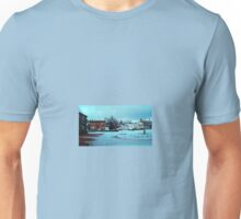 Morning after the Snow Unisex T-Shirt