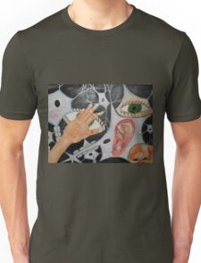 Raw Nerve 2 Unisex T-Shirt