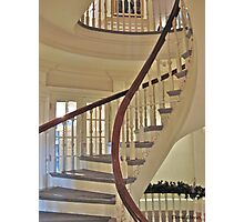 Old State House Staircase Photographic Print