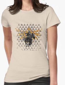 Eternal Friendship Womens Fitted T-Shirt