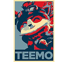 TEEMO (League of Legends) Photographic Print