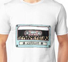 wonderland casette Unisex T-Shirt
