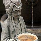 Quan Yin Statue by Renee D. Miranda