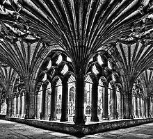 Canterbury Cathedral by Robert Radford