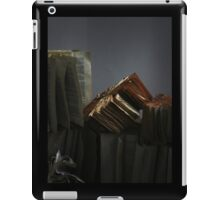 Ancient Library #2 Book Flowers iPad Case/Skin