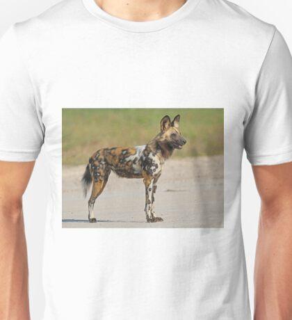 Painted Dog! Unisex T-Shirt