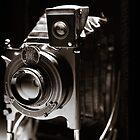 Vintage Film Camera by bkaldorf